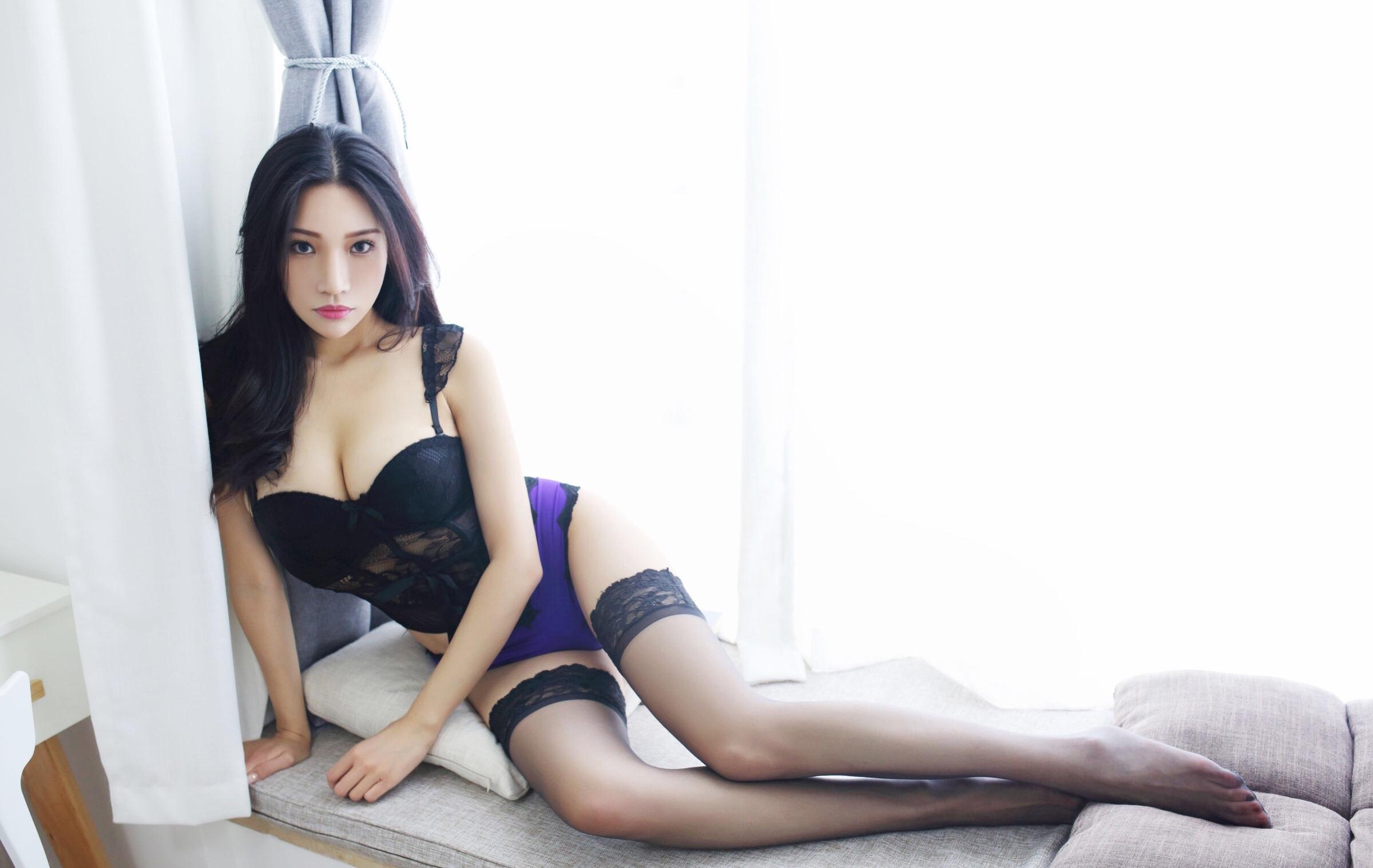 小狐狸Sica(黑丝诱惑) 15