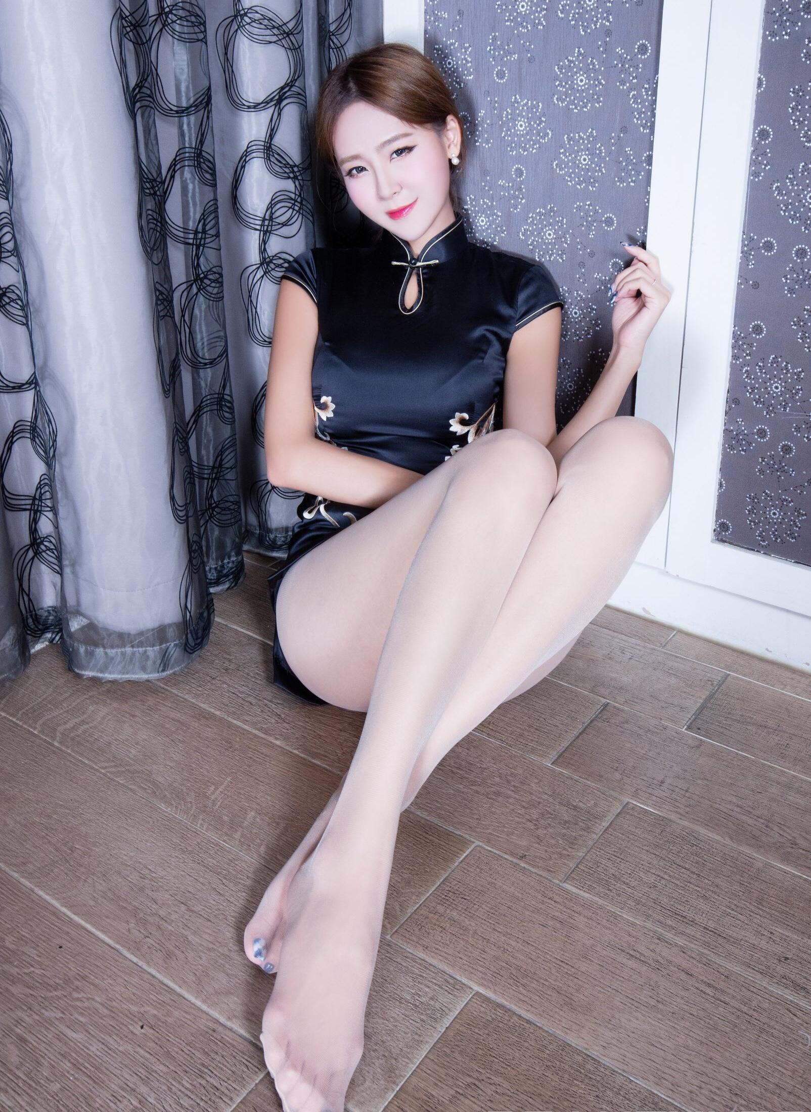 中国旗袍女神Winnie 21