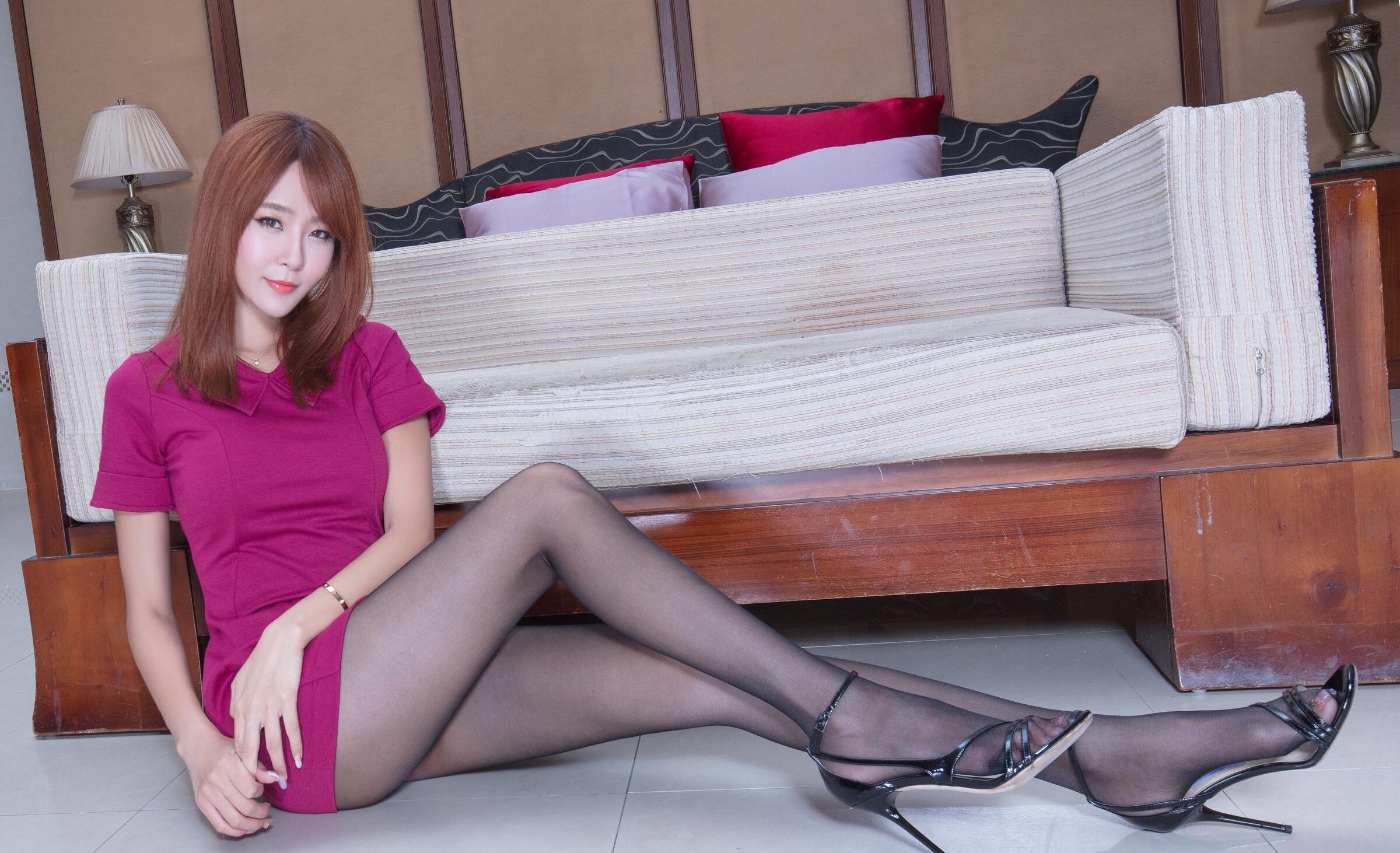 Winnie小雪(黑丝) 15