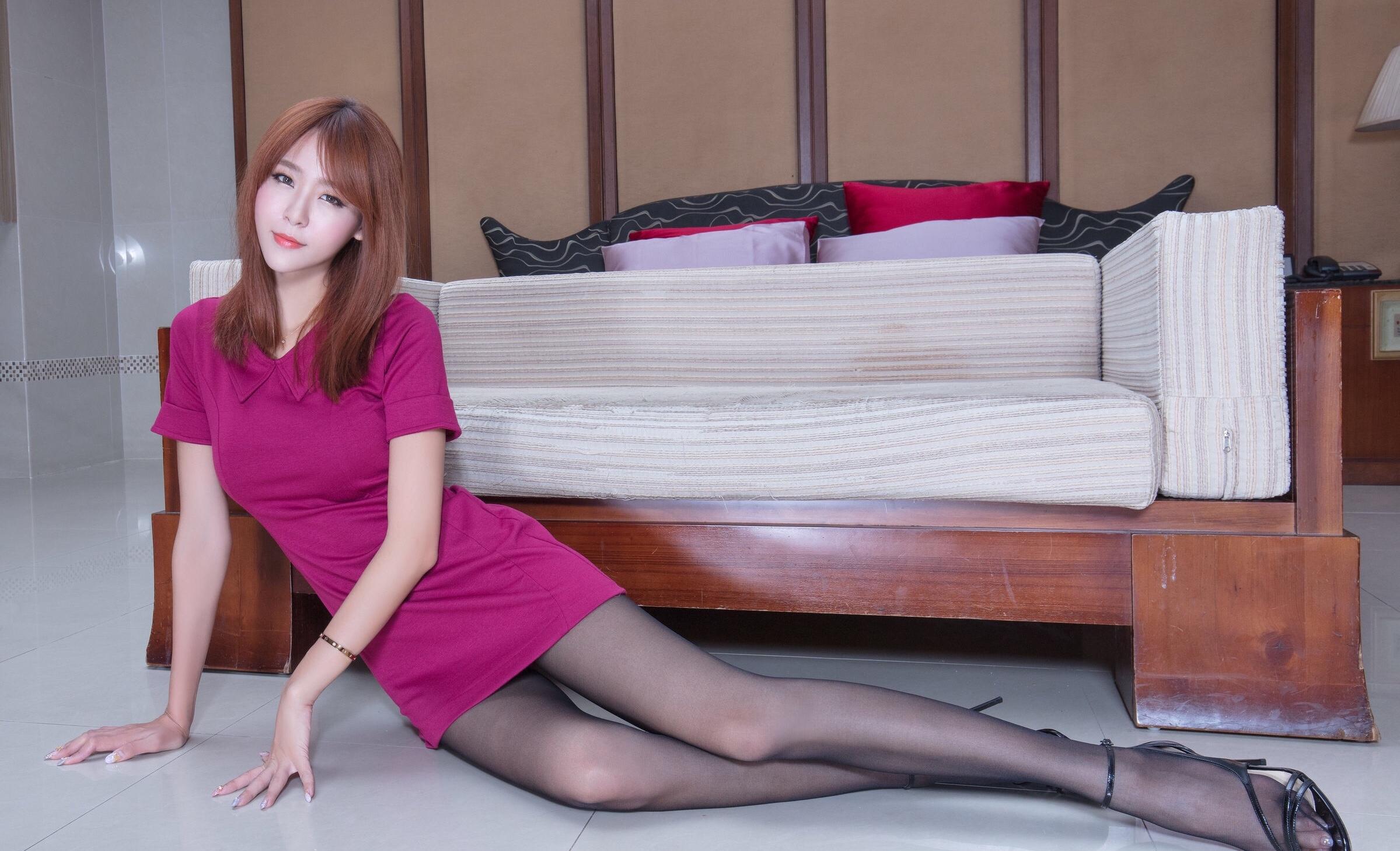Winnie小雪(黑丝) 16
