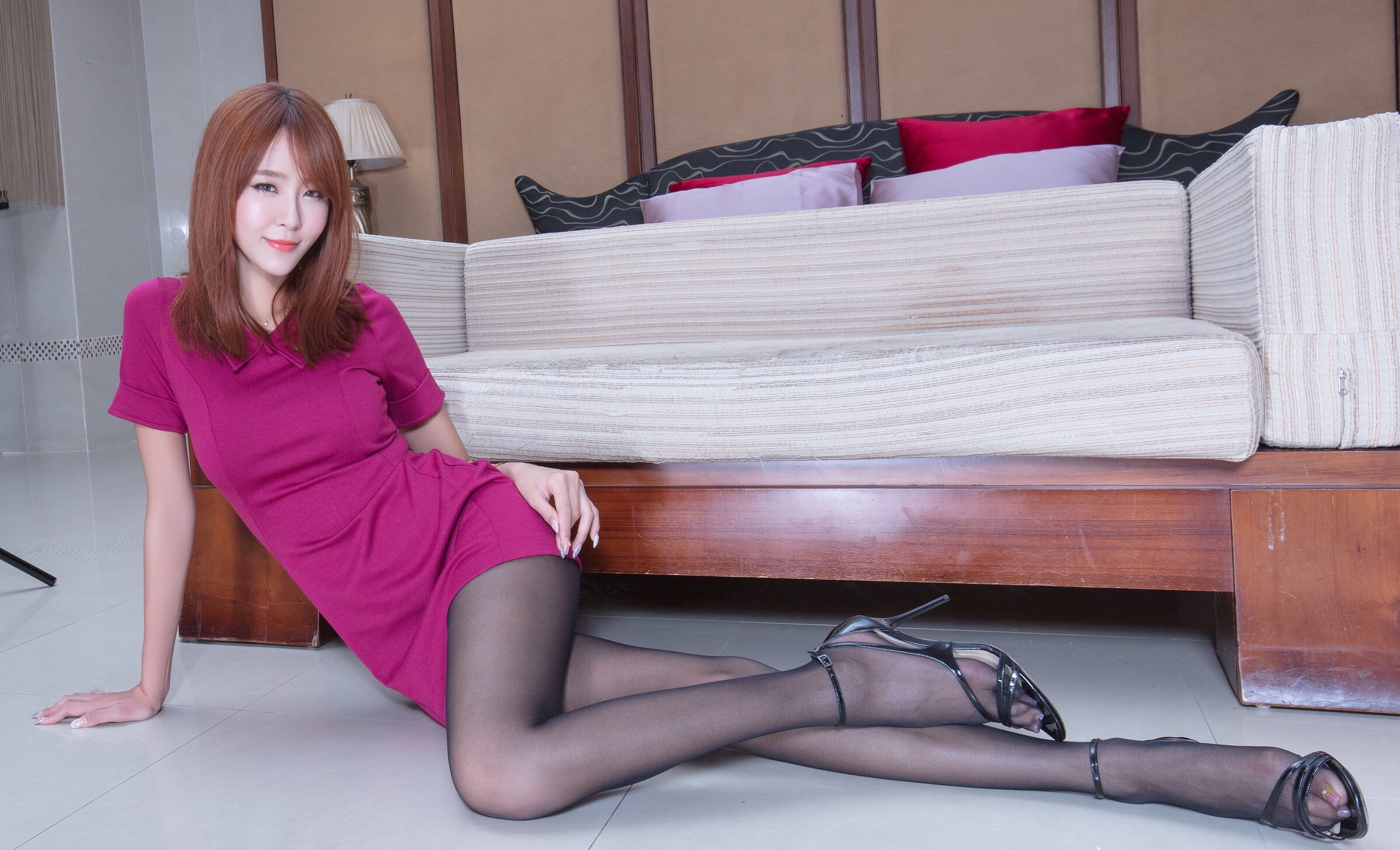 Winnie小雪(黑丝) 17