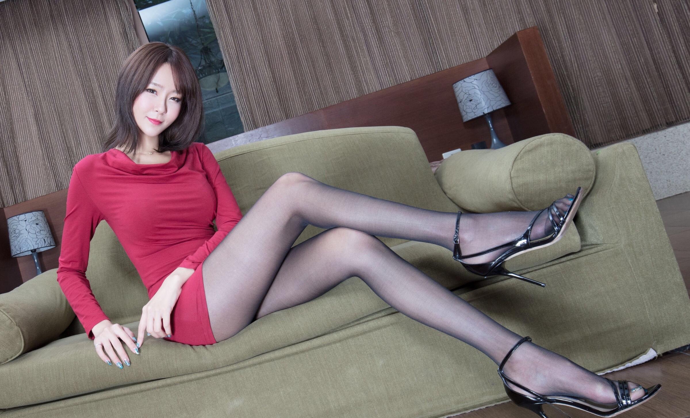 Winnie小雪(黑丝美腿) 8