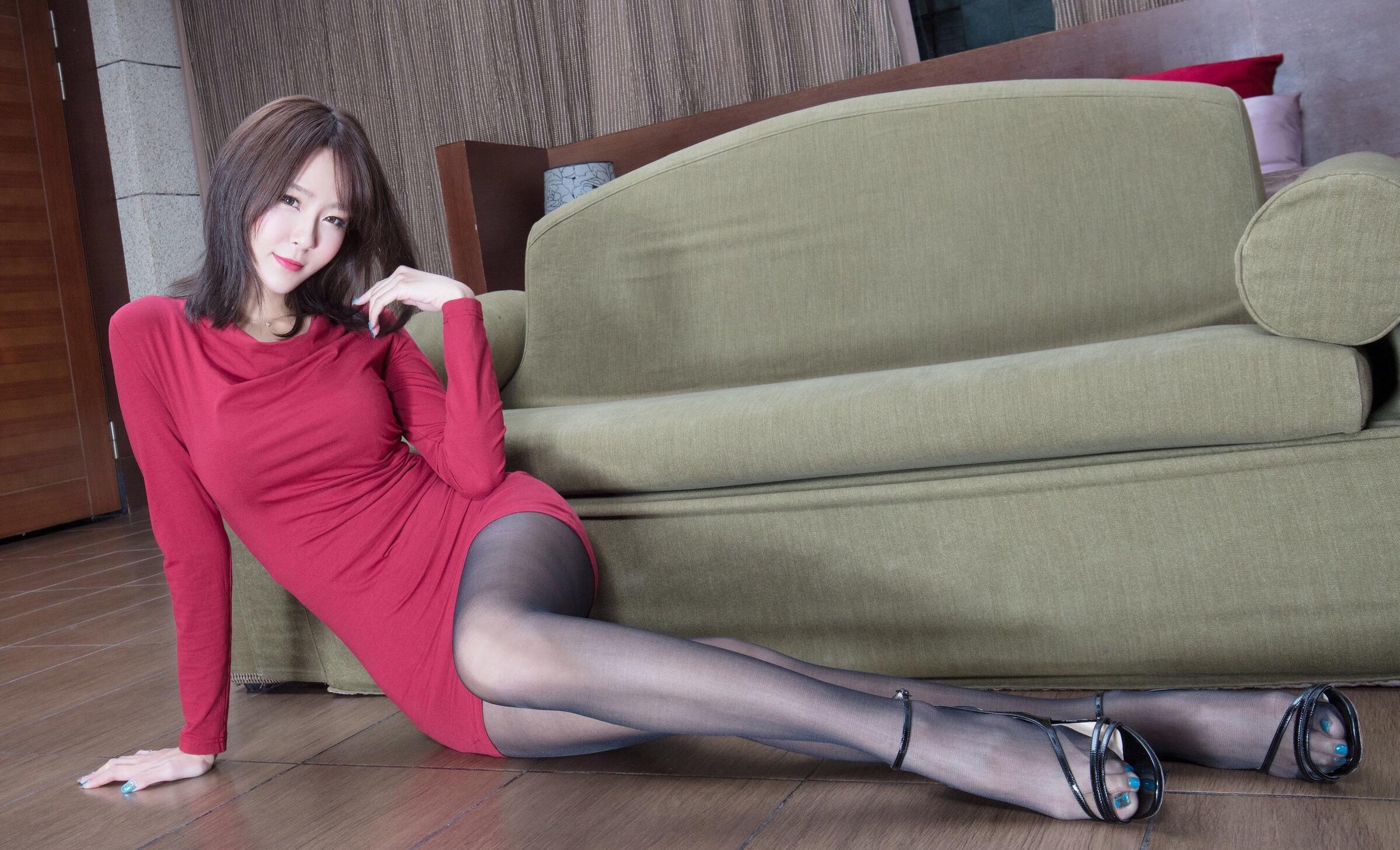Winnie小雪(黑丝美腿) 11