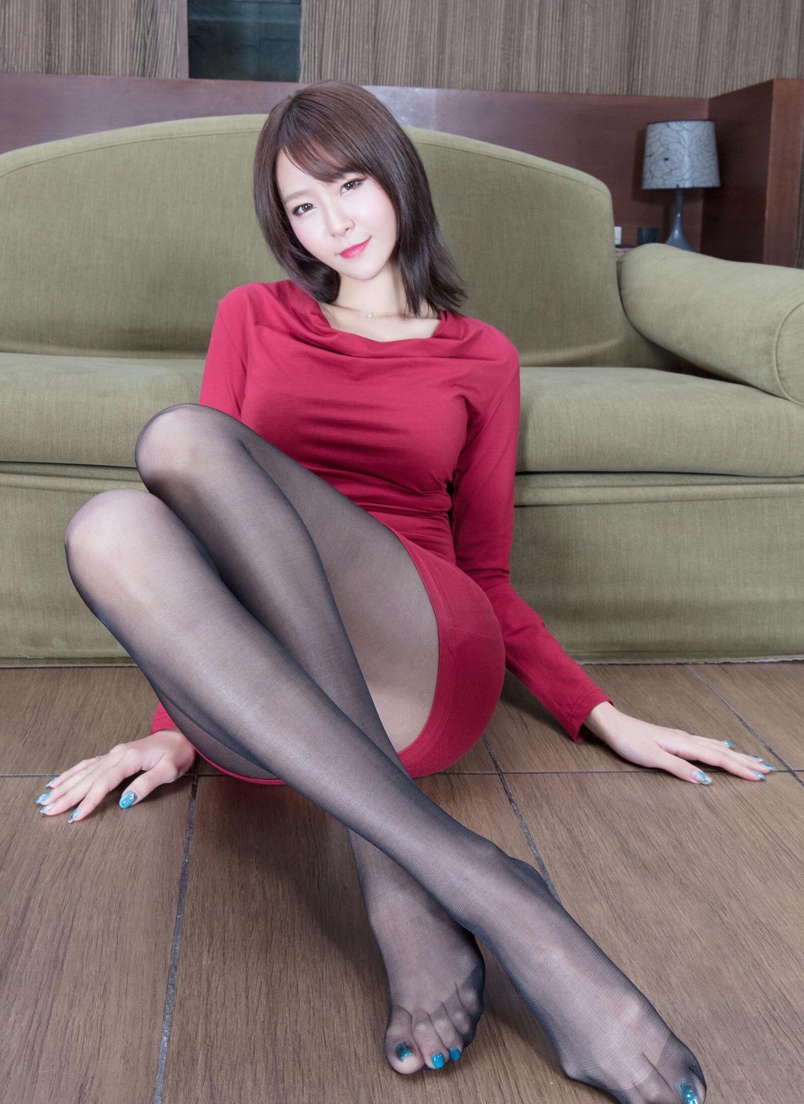 Winnie小雪(黑丝美腿) 18