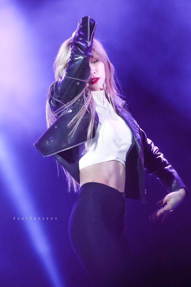 K-popアイドルEXIDハニ 3