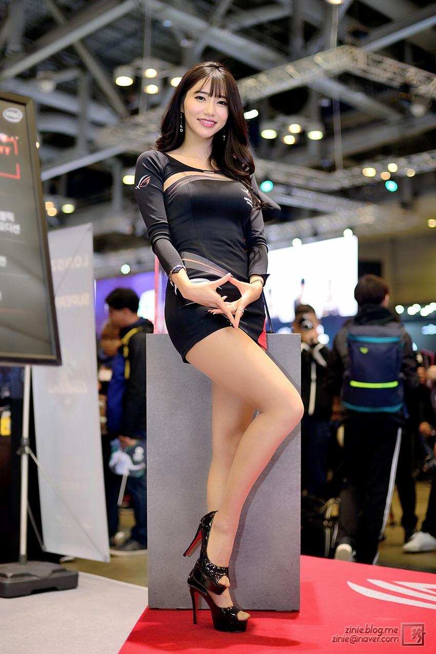 레이싱모델 임솔아 3