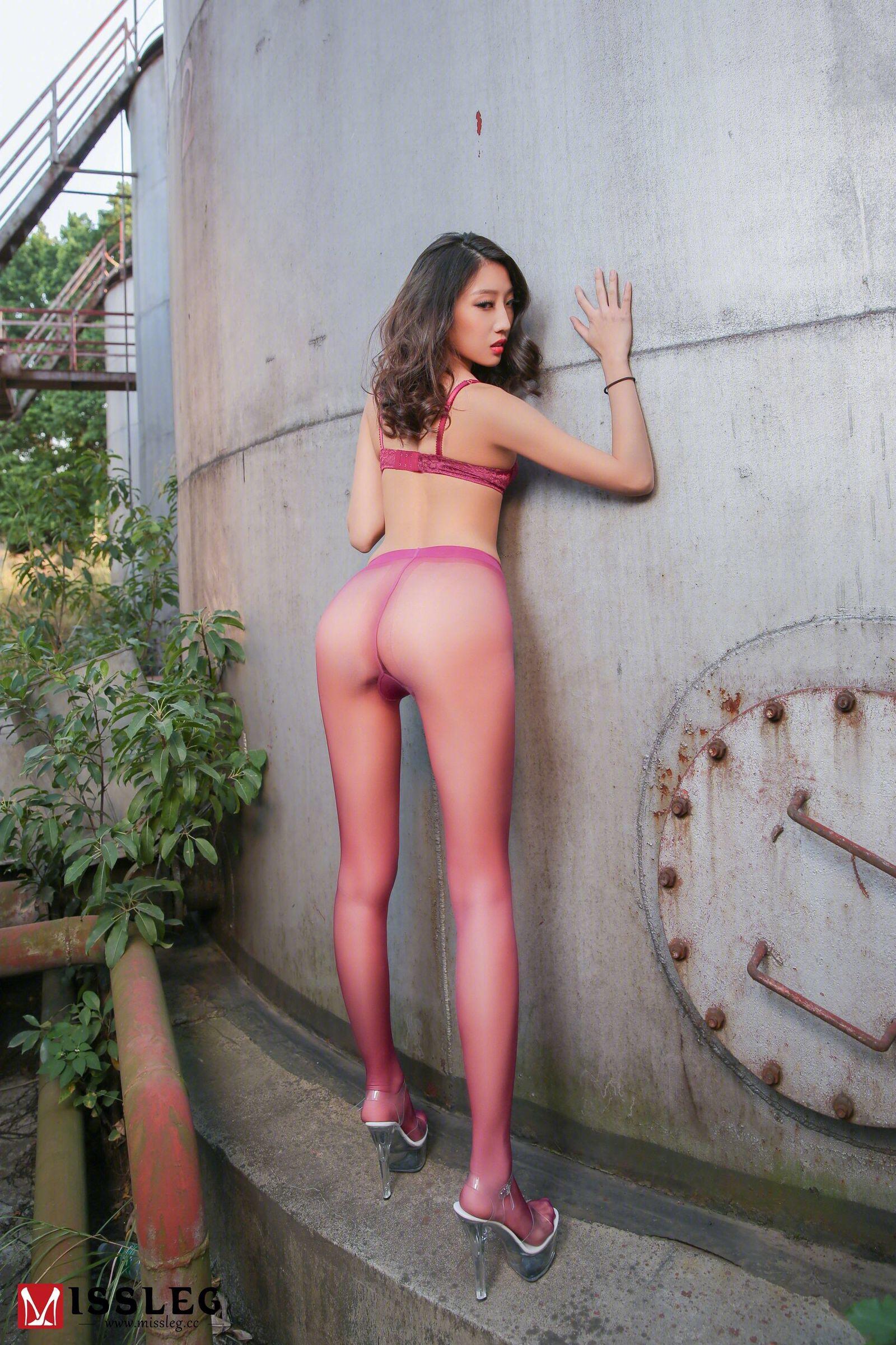 凌宝儿(蜜丝MISSLEG) 15
