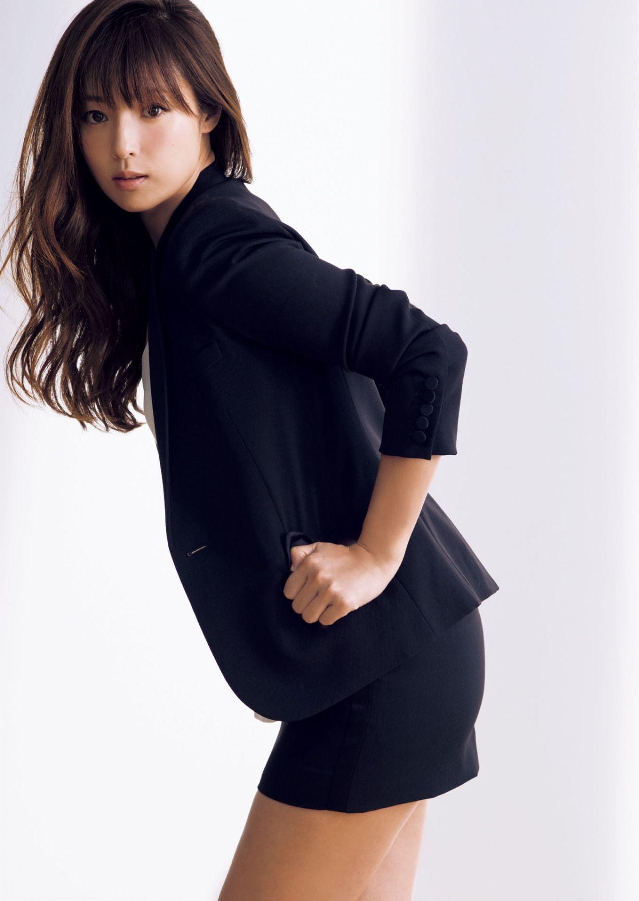 OLコスチュームの深田恭子 4