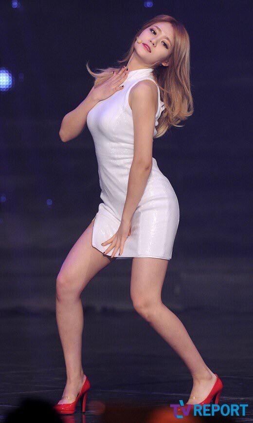 K-popアイドルの足フェチ