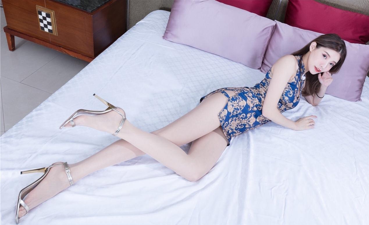 陈玉雪的肉丝旗袍 17