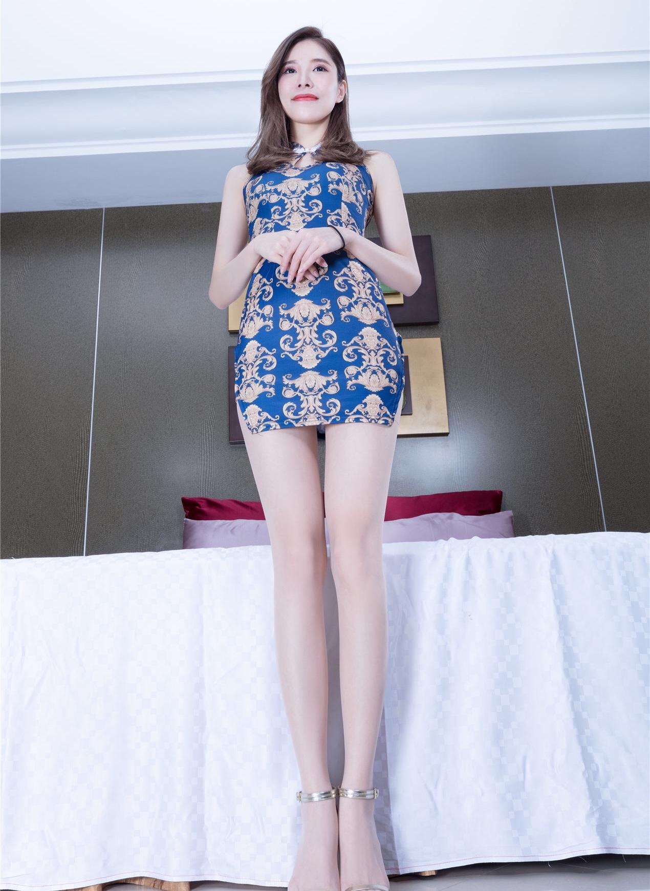 陈玉雪的肉丝旗袍