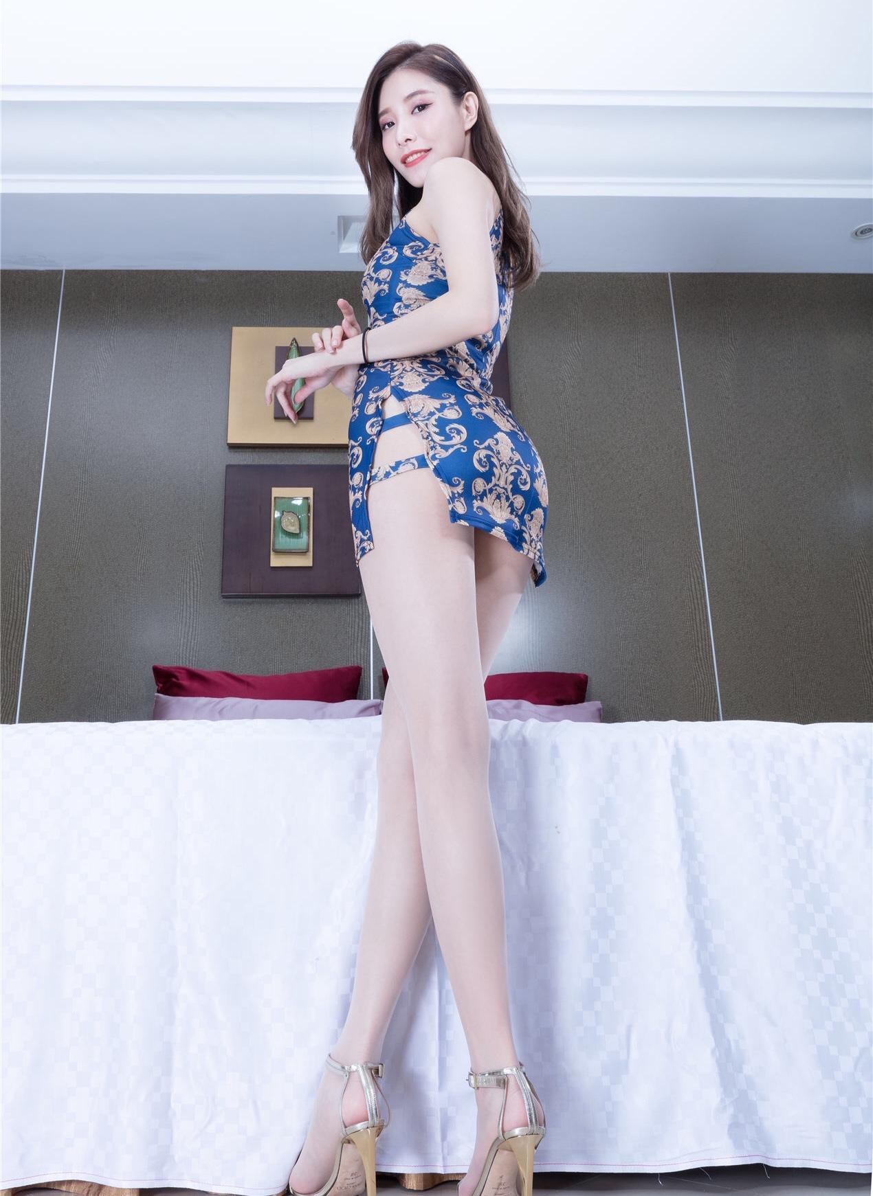 陈玉雪的肉丝旗袍 8