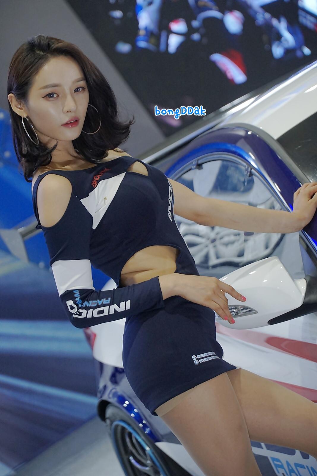 racing model seo yeon 8