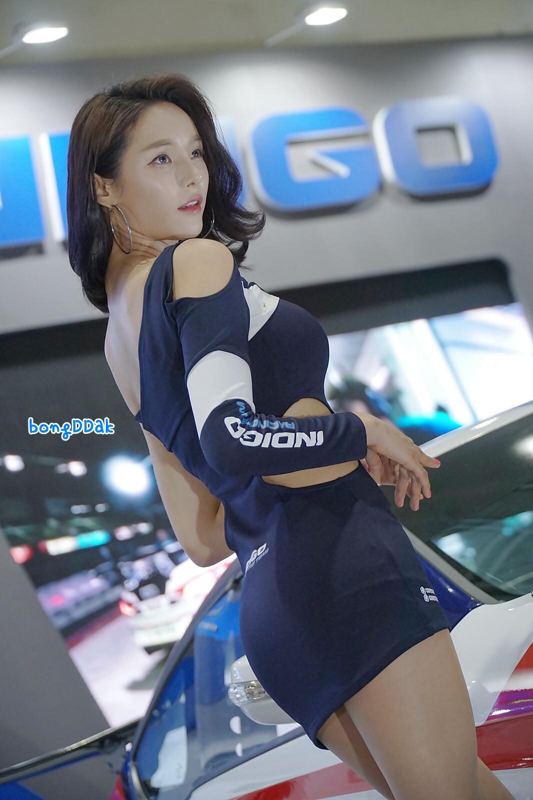 racing model seo yeon 21