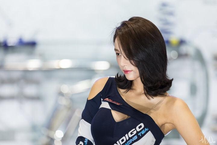 korean racing model seo yeon