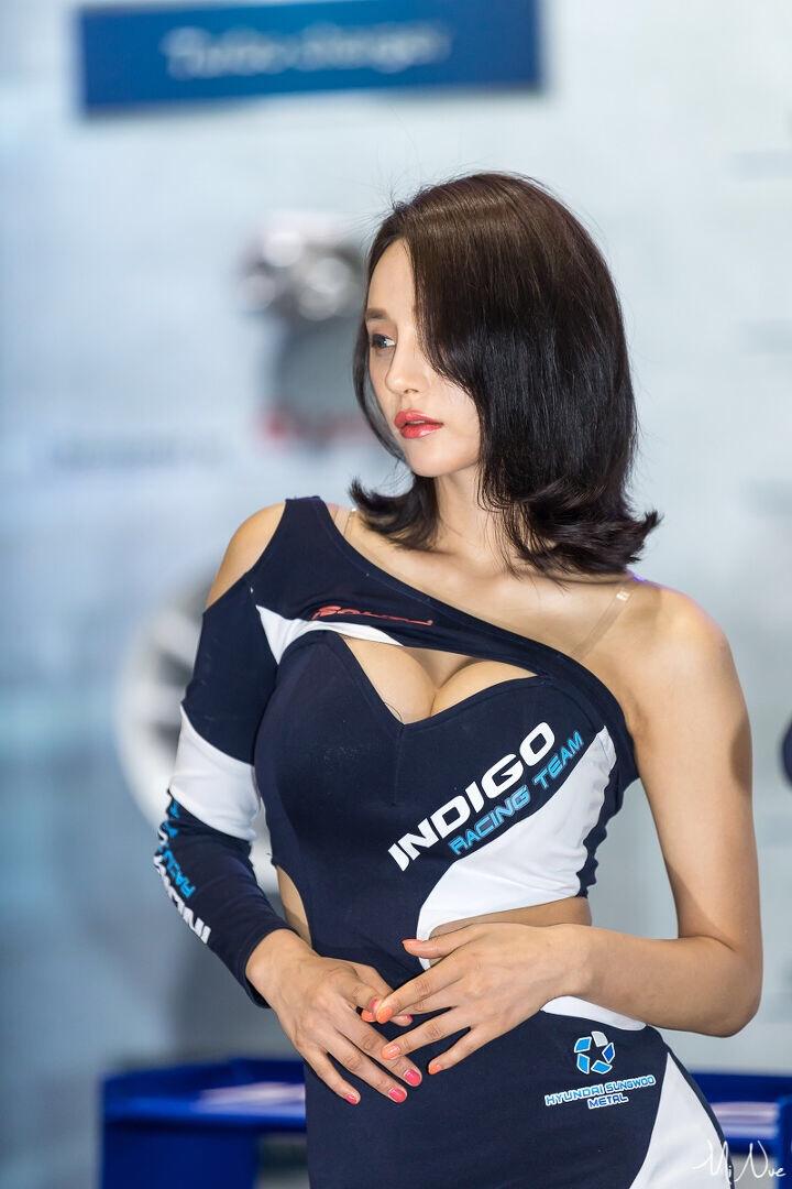 korean racing model seo yeon 5