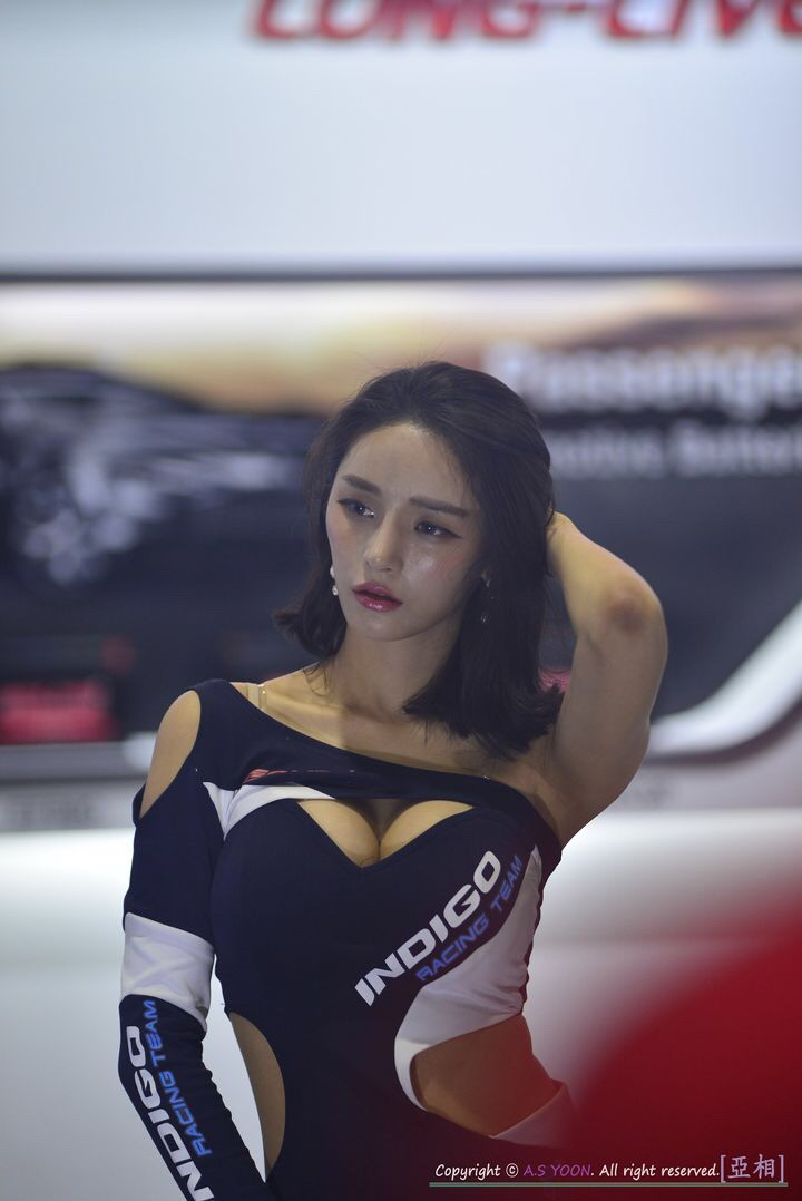 korean racing model seo yeon 10
