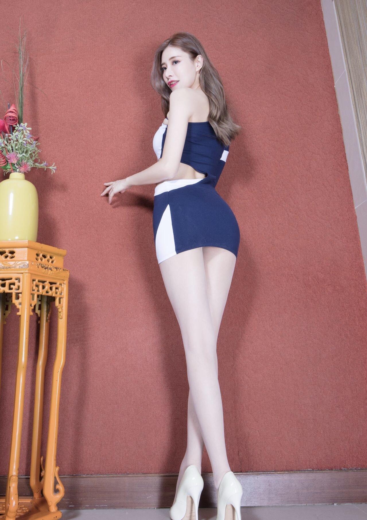 beautyleg 腿模Abby 2