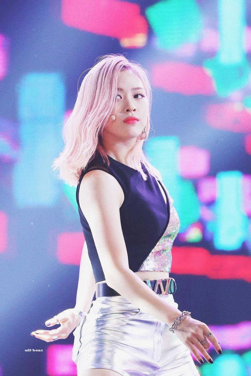 K-popアイドルITZYのリュジン 2
