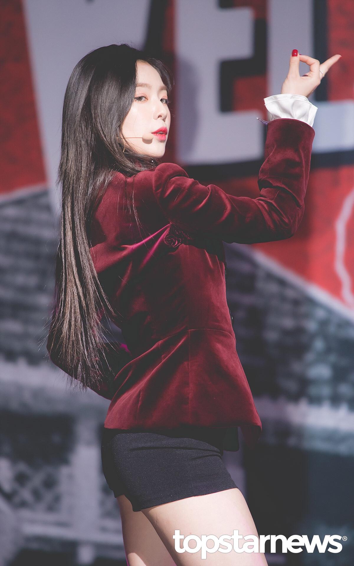 Red Velvet Ireneのセクシーな美脚 15