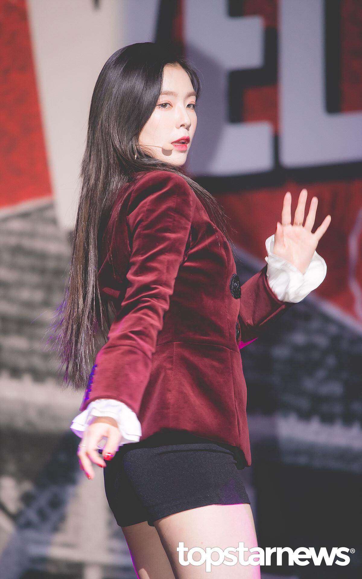 Red Velvet Ireneのセクシーな美脚 16