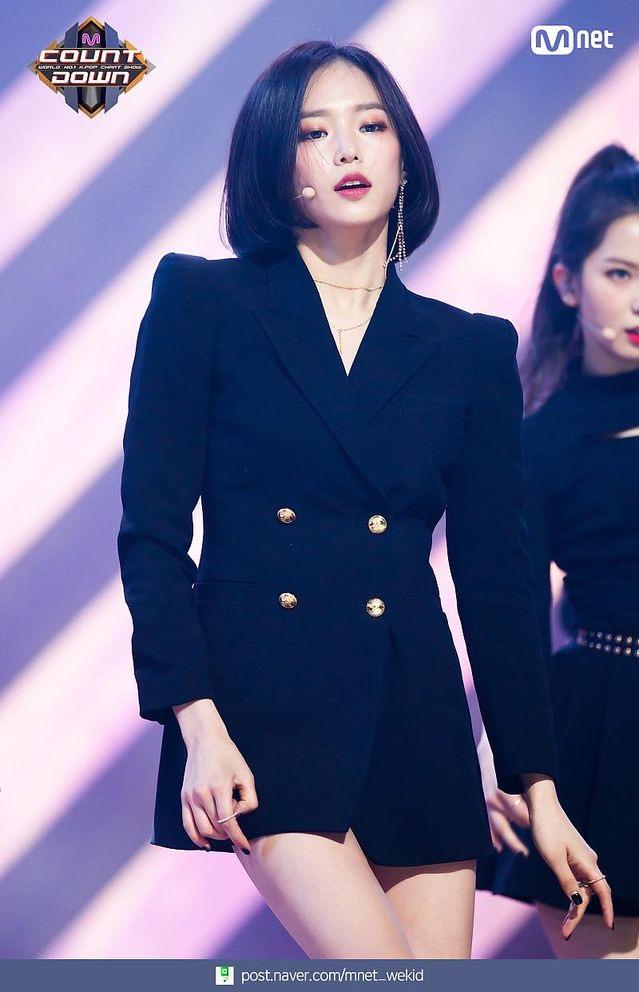 k-popアイドルclcのyeeun 3