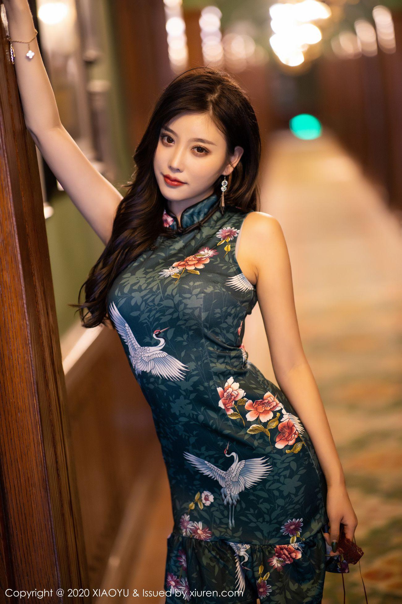 絶世の台湾美女 杨晨晨(Sugar)パンストチャイナ画像(20pics)